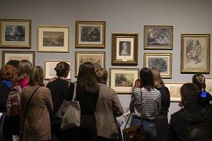 В Пушкинском музее при поддержке «Роснефти» открылась выставка Томаса Гейнсборо