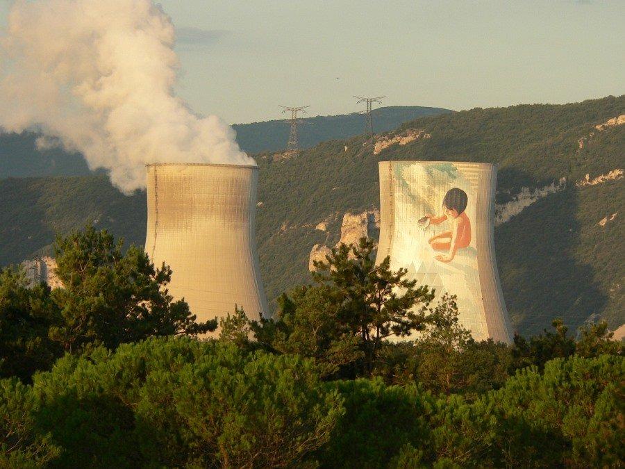 Европа отказывается от АЭС