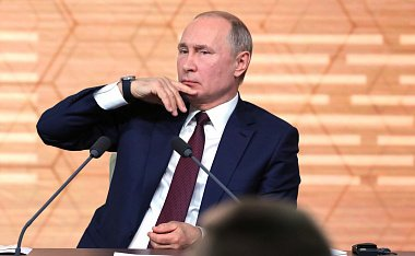 Взгляд Запада на 20 лет путинизма