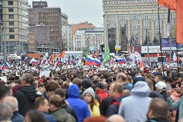 Протест становится модным: эксперты об итогах митинга в Москве