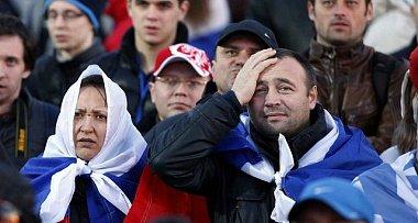 Россияне не готовы протестовать: как граждане относятся к власти и митингам
