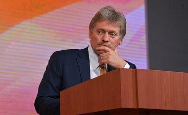 В Кремле впервые прокомментировали протесты в Москве