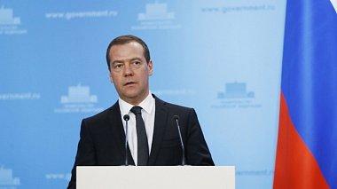 Рейтинг Медведева резко упал