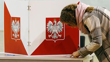 Второй тур президентских выборов в Польше
