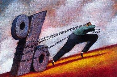 Россияне не справляются с кредитами