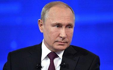 Много чести: Путин призвал не отвечать на провокацию грузинского журналиста
