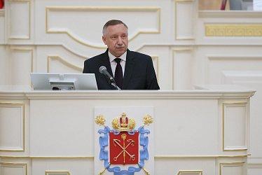Беглов представил стратегию развития Санкт-Петербурга