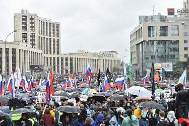 Пять главных проблем протеста в Москве