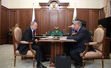 Путин отметил важность проекта «Восток Ойл» для страны