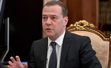 Все больше россиян негативно оценивают работу Медведева