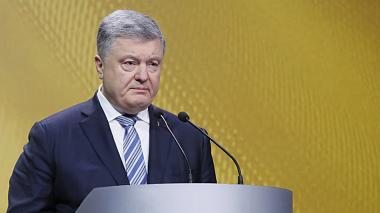 Сегодня Порошенко проиграл президентские выборы